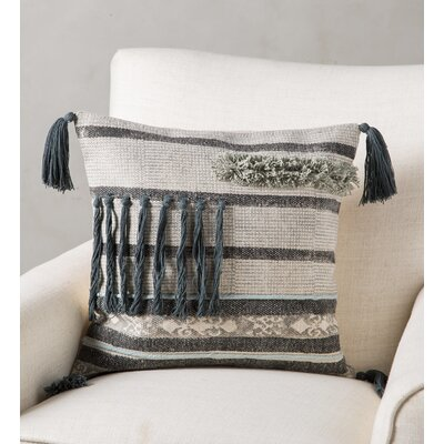 Purnell Tassel Pillow Cover