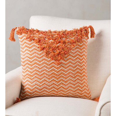 Purtell Handmade Poofs Pillow Cover
