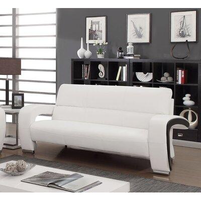 Winbush Standard Sofa Finish: White