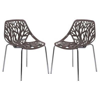 Eatontown Dining Chair Color: Taupe