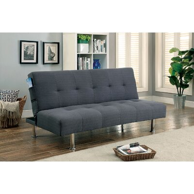 Mcneill Adjustable Sofa Color: Gray
