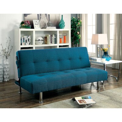 Mcneill Adjustable Sofa Color: Dark Teal