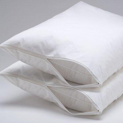 Gibbon Ultra Soft Zipper Pillow Protector Size: Standard/Queen