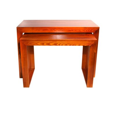 Harpster 2 Piece Nesting Tables