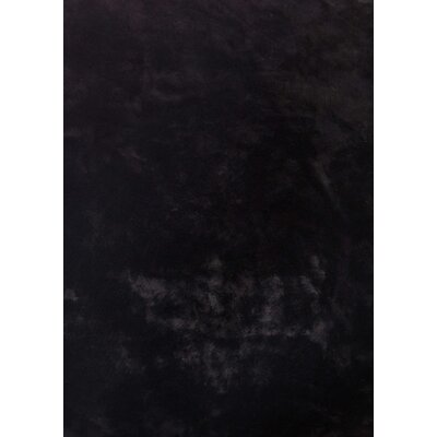 Pyle Black Area Rug