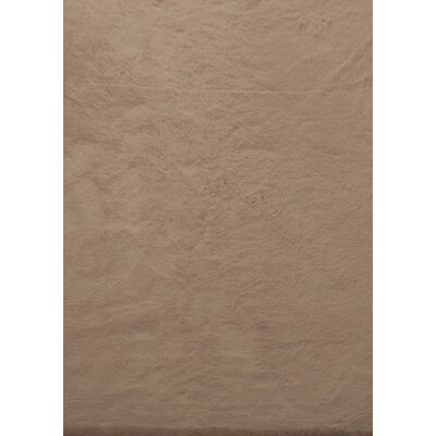 Perucca Mocha Brown Area Rug