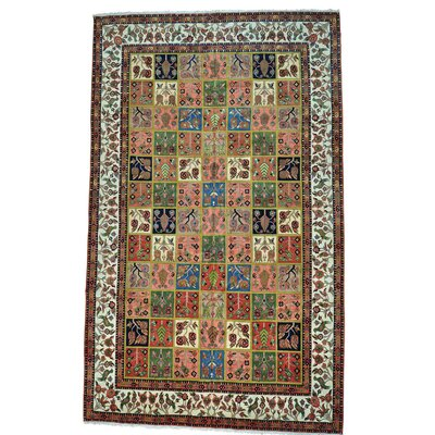 One-of-a-Kind Govan Oriental Hand-Knotted Area Rug
