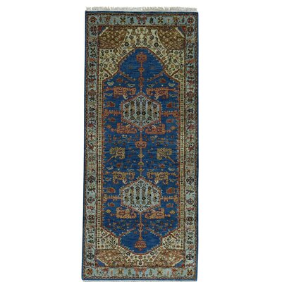 One-of-a-Kind Granberry Natural Dyes Hand-Knotted Area Rug