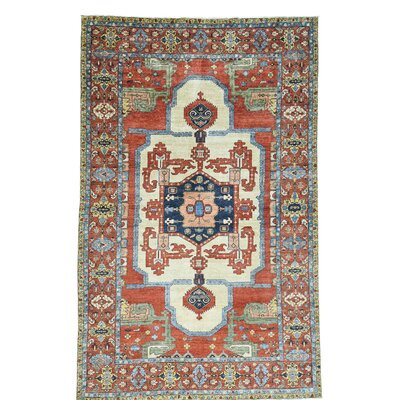 One-of-a-Kind Granberry Hand-Knotted Area Rug
