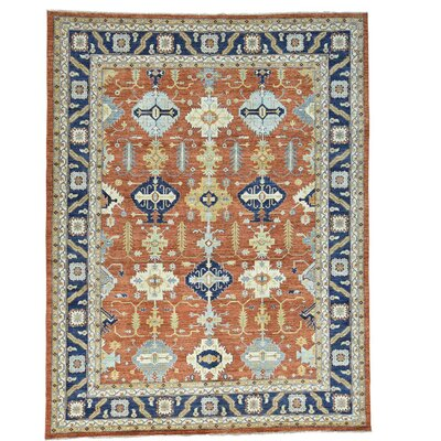 One-of-a-Kind Kenric Oriental Hand-Knotted Area Rug