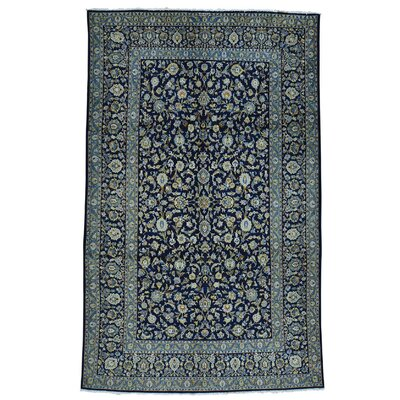 One-of-a-Kind Kendrick Hand-Knotted Area Rug
