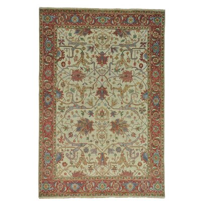 One-of-a-Kind Salvato Re-creation Oriental Hand-Knotted Area Rug