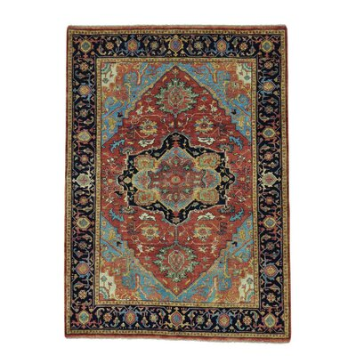 One-of-a-Kind Salvato Re-creation Vegetable Dyes Oriental Hand-Knotted Area Rug