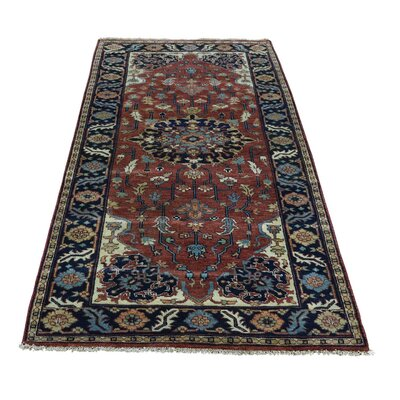 One-of-a-Kind Salvato Re-creation Hand-Knotted Area Rug