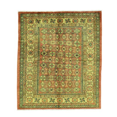 One-of-a-Kind Tillett Super Caucasian Hand-Knotted Area Rug