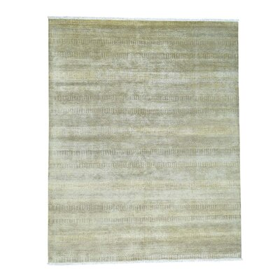 One-of-a-Kind Tasia Modern Hand-Knotted Area Rug