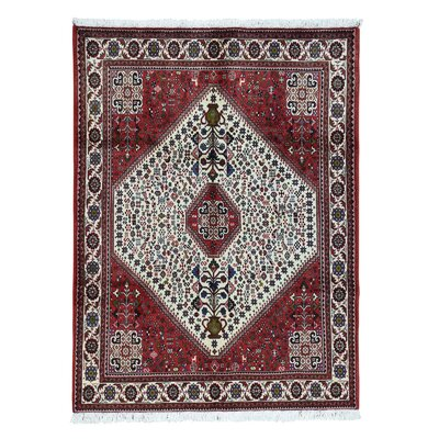 One-of-a-Kind Samford Abadeh Hand-Knotted Area Rug