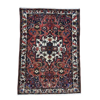 One-of-a-Kind Kenilworth Oriental Hand-Knotted Area Rug
