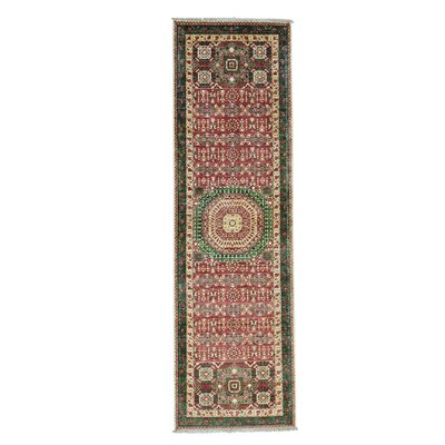 One-of-a-Kind Grasser Oriental Hand-Knotted Area Rug