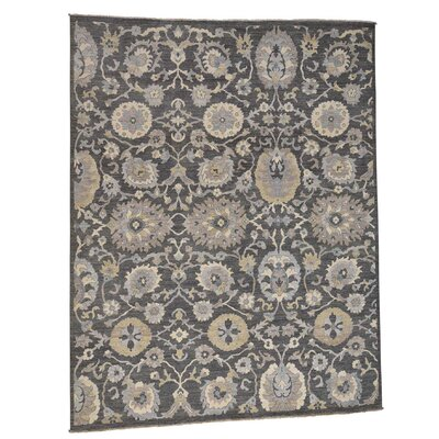 One-of-a-Kind Le Sirenuse All-Over Oriental Hand-Knotted Area Rug