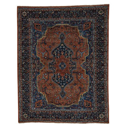 One-of-a-Kind Kells-Connor Sarouk Fereghan Hand-Knotted Area Rug