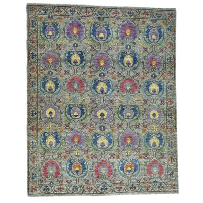 One-of-a-Kind Kells-Connor Crafts Oriental Hand-Knotted Area Rug