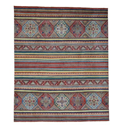 One-of-a-Kind Tillman Special Khorjin Hand-Knotted Area Rug