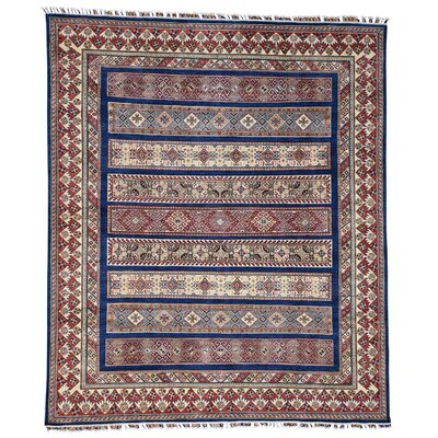 One-of-a-Kind Tillman Special Khorjin Oriental Hand-Knotted Area Rug