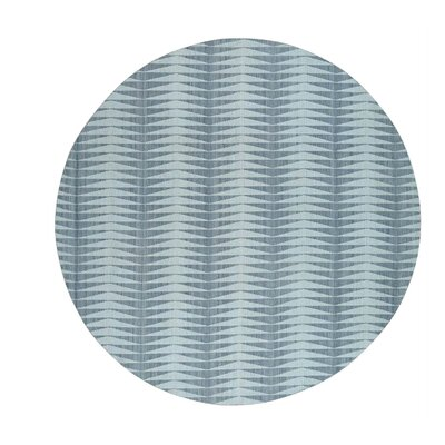 Flat Weave Durie Kilim Reversible Hand-Knotted Gray Area Rug