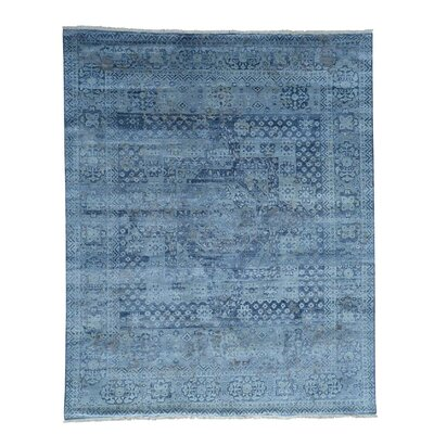 One-of-a-Kind Gracia Oriental Hand-Knotted Silk Area Rug