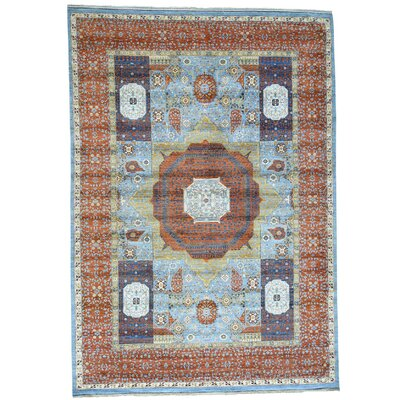 One-of-a-Kind Greear Oriental Hand-Knotted Area Rug