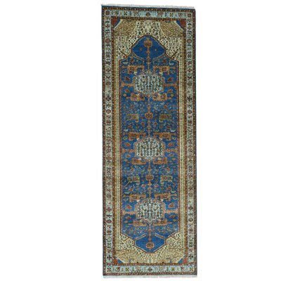 One-of-a-Kind Griego Oriental Hand-Knotted Area Rug