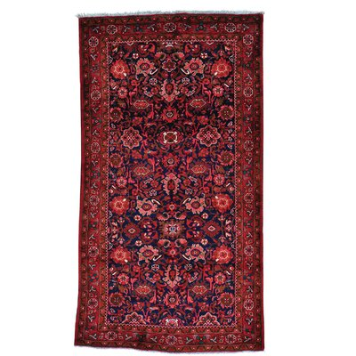 One-of-a-Kind Matheus Oriental Hand-Knotted Area Rug