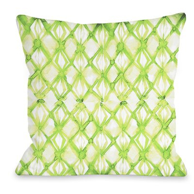 Ristaino Throw Pillow Size: 18x 18
