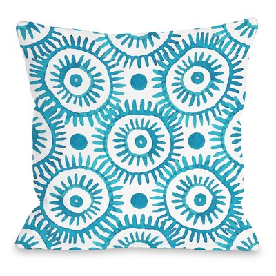 Gerritt Throw Pillow Size: 16x 16