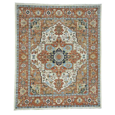 One-of-a-Kind Le Sirenuse Bidjar Hand-Knotted Area Rug