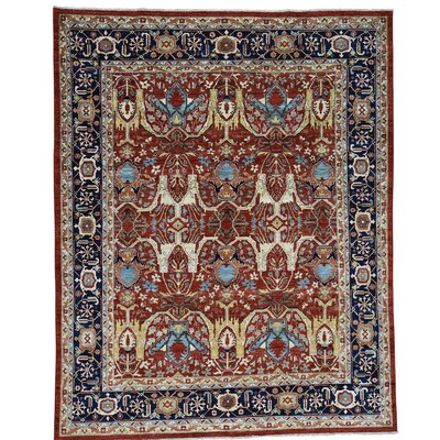 One-of-a-Kind Greear Bidjar Hand-Knotted Area Rug