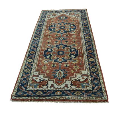 One-of-a-Kind Salzman Re-creation Hand-Knotted Area Rug