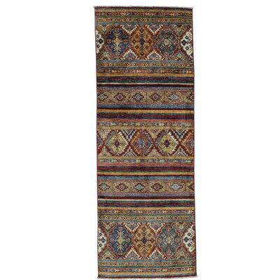 One-of-a-Kind Tilomar Super Khorjin Hand-Knotted Area Rug