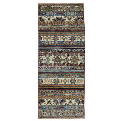 One-of-a-Kind Tilomar Super Khorjin Oriental Hand-Knotted Area Rug