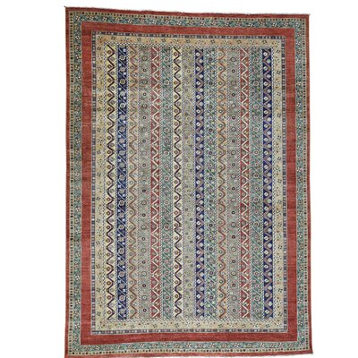 One-of-a-Kind Tilomar Super Shawl Oriental Hand-Knotted Area Rug