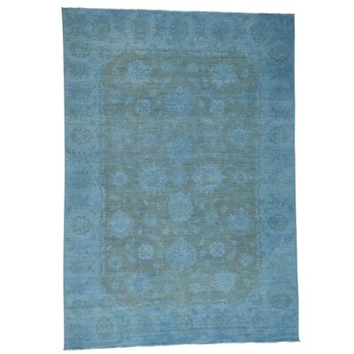 One-of-a-Kind Le Sirenuse Hand-Knotted Area Rug