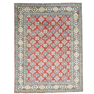 One-of-a-Kind Tillett Oriental Hand-Knotted Area Rug