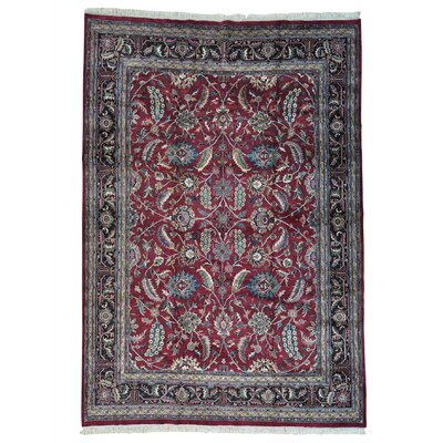One-of-a-Kind Ruelas Oriental Hand-Knotted Area Rug