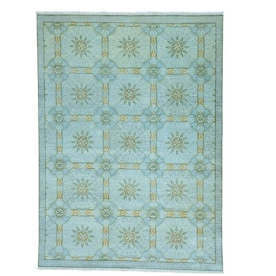 One-of-a-Kind Ebbert Oriental Hand-Knotted Area Rug