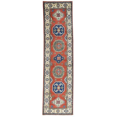 One-of-a-Kind Tillett Hand-Knotted Area Rug