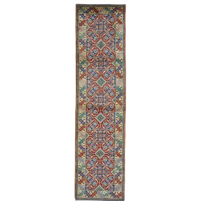 One-of-a-Kind Graig Oriental Hand-Knotted Area Rug
