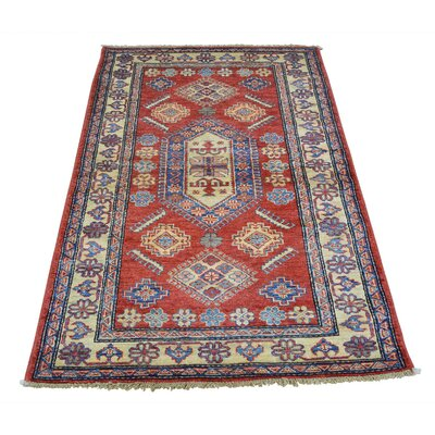One-of-a-Kind Govea Super Hand-Knotted Area Rug