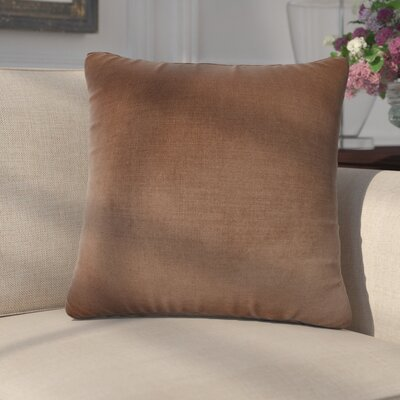 Mckayla Stain Resistant Down Filled Throw Pillow Color: Owl
