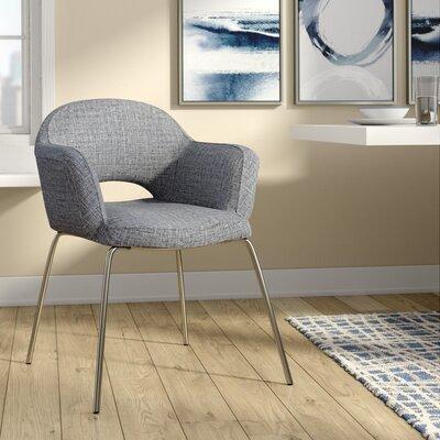 Merauke Dining Chair Finish: Light Gray